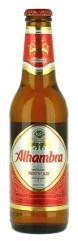 Alhambra beer bottle