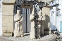 Holy week monument, Arcos de la Frontera