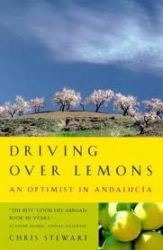 Driving over Lemons book cover