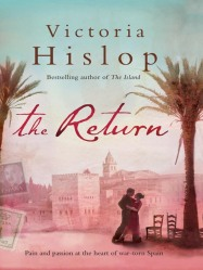The Return by Victoria Hislop - book cover