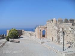 El Castillo de Salobreña