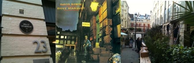 Ziggy Stardust montage