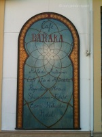 Baraka sign