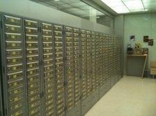 Orgiva post office boxes