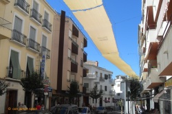 Shade cover in lanjaron