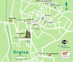 Wi-Fi and internet map of Orgiva