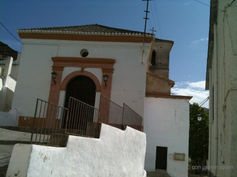 Church in Bayacas