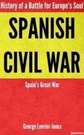 Spanish Civil War book cover