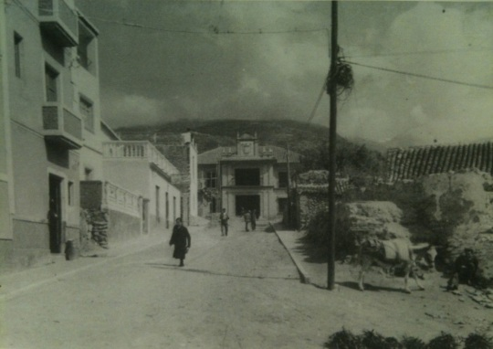 Calle Doctor Fleming, 1950