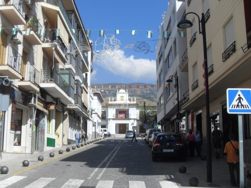 Calle Doctor Fleming, 2013