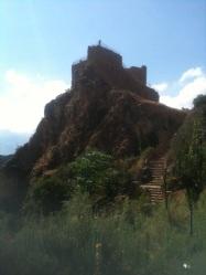 Castillo Arabe Lanjaron