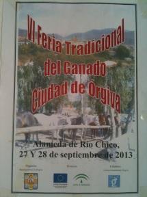 Feria poster