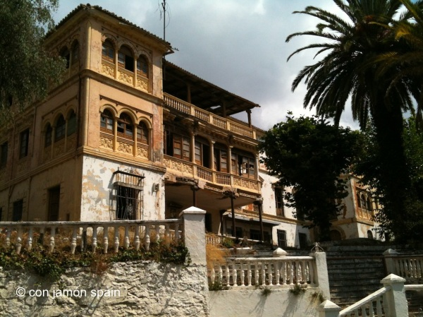 Old Lanjarón hotel