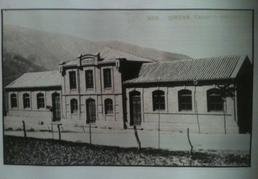 Las Escuelas de don Jose Rivas