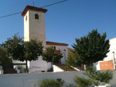 San Marcos church, Los Tablones