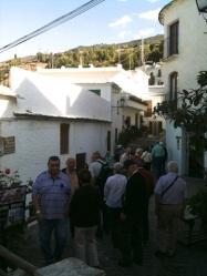 Pampaneira street