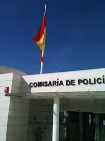 Comisaría de Policía
