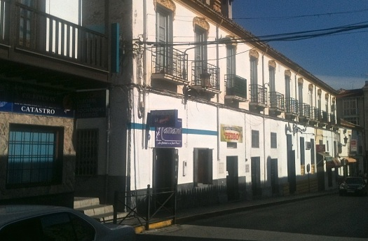 Avenida Gonzalez Robles today