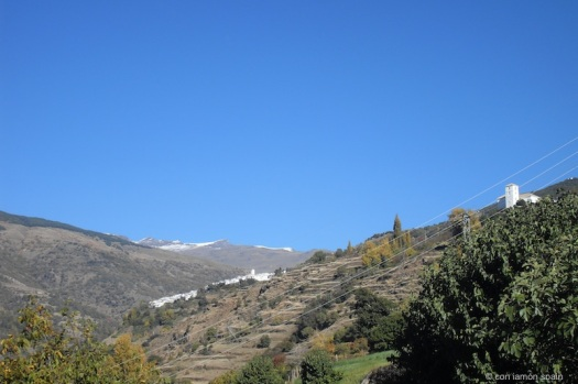 Bubion, Capileira and the Sierra nevada
