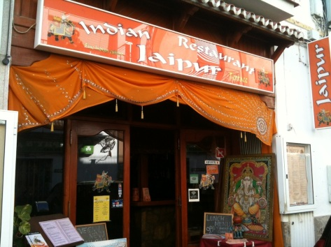 Jaipur restaurant Nerja