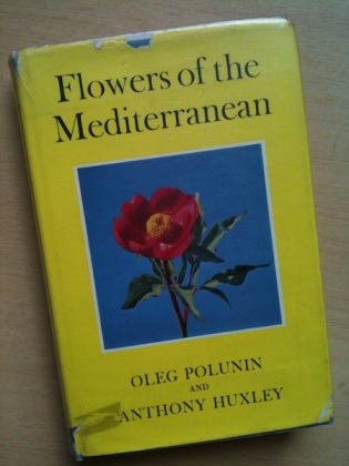 Flowers of the Mediterranean cover