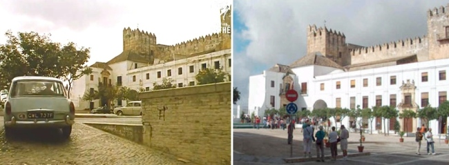Plaza del Cabildo - Arcos de la Frontera