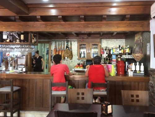 Casa de Papel bar
