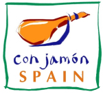 Con jamon spain logo
