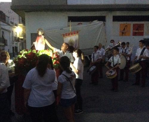 Santa Filomena Orgiva