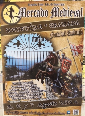 Soportujar medieval fair