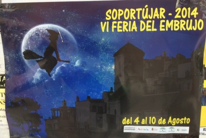 Soportujar witches festival