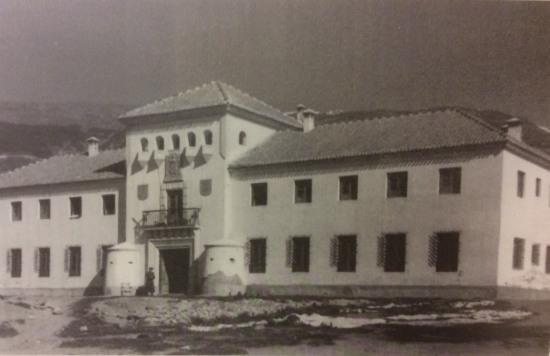 Guardia Civil building Orgiva