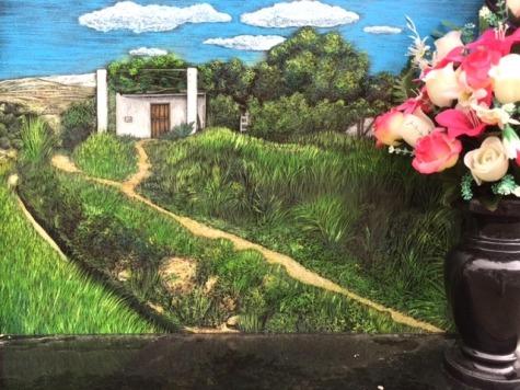 cemetery_orgiva_painting