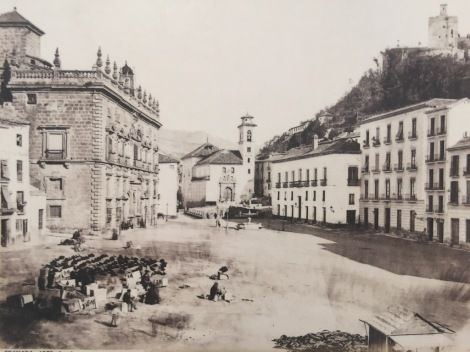 Searching for Granada'spast