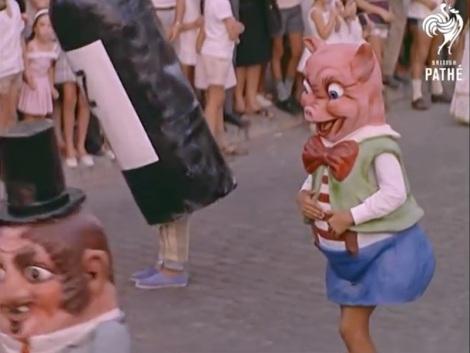 My sherry amour – Pathé film(1964)