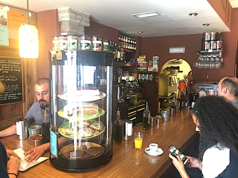 The best coffee in Granada